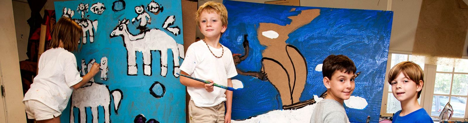 Register for CDCA Kids Summer Arts Camp